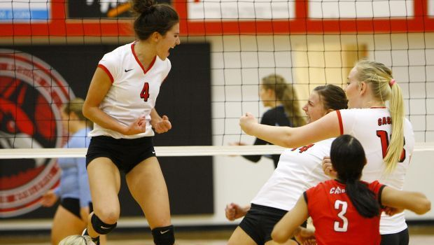 Early Schedule Tests Casper College Volleyball Volleyball Articles Volleyball Sports
