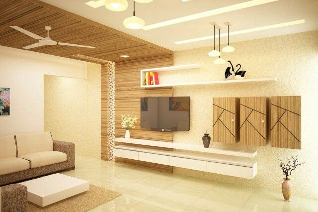Tv Units Wall Book Storage Drawing Room Media Center Luxury Homes Dresser Villa Bathrooms
