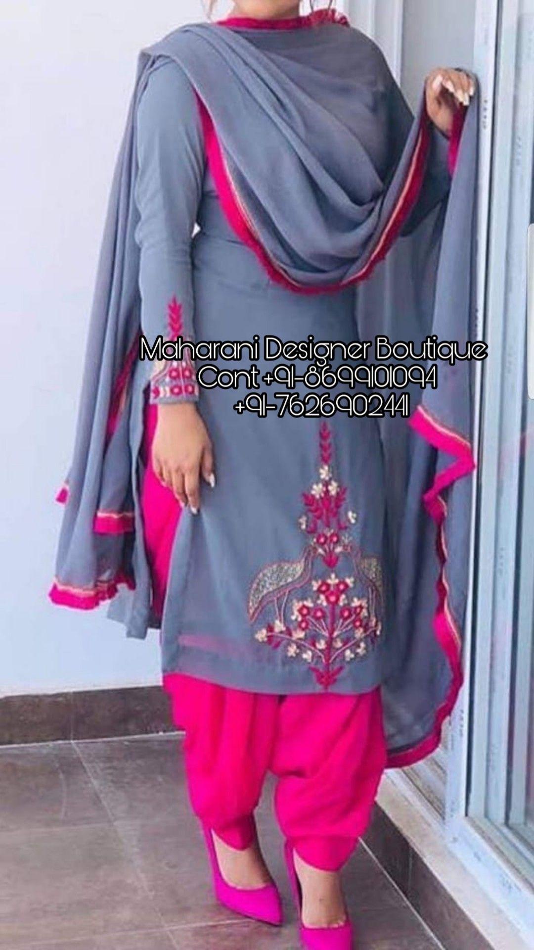 Punjabi Patiala Suits Online Shopping Maharani Designer Boutique Patiala Suit Punjabi Suit Boutique Patiala Suit Designs