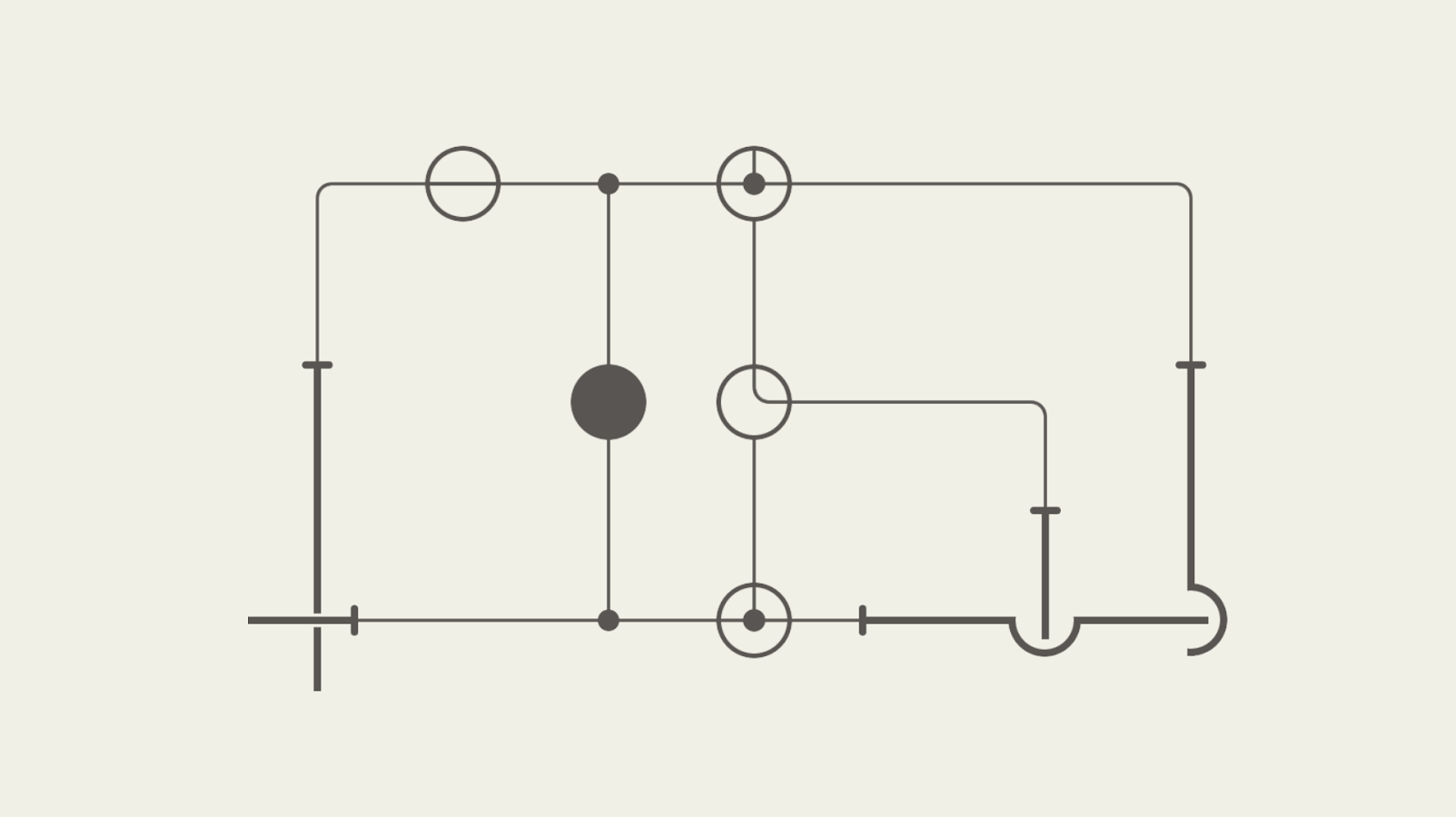 Looks Like Electrical Circuit Diagrams But It S Not It S