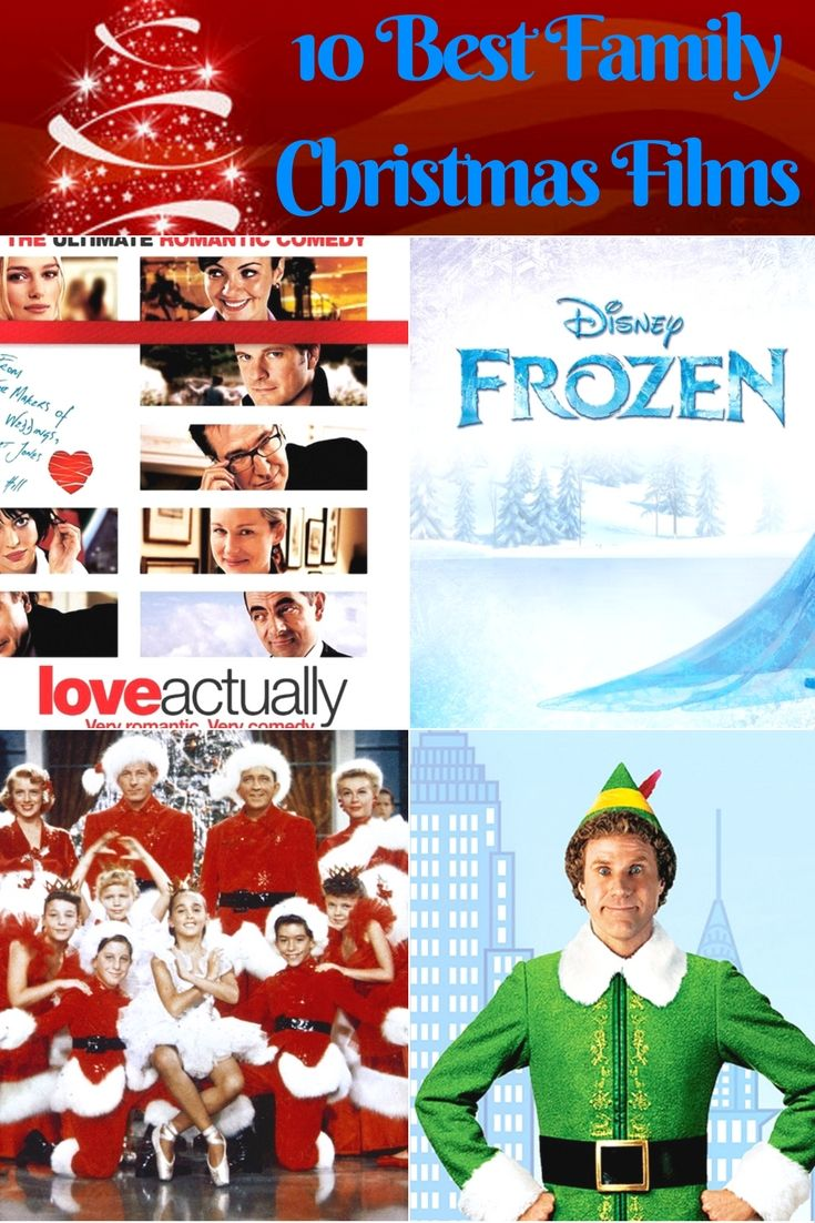 these are my top christmas films for both the family and for when the kids have gone to sleep family films of christmas - Best Christmas Films
