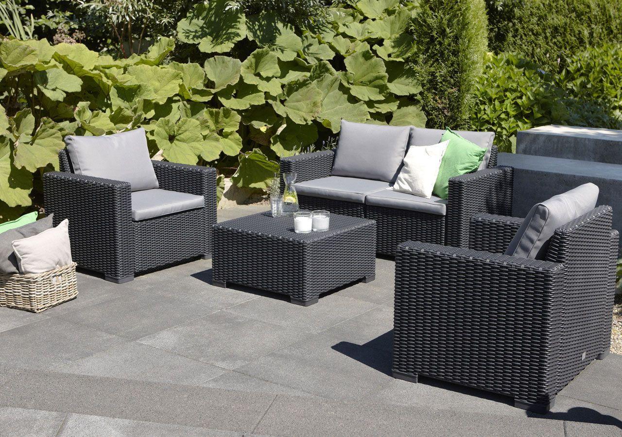 Alibert California Lounge Set (Makro) | salon de jardin | Pinterest