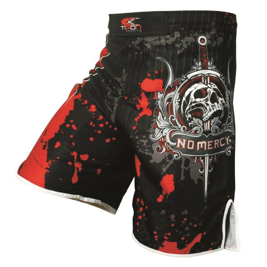 MMA Tiger Muay Shorts Thai Fight Cage Grappling Trunks Martial Arts Boxing Short