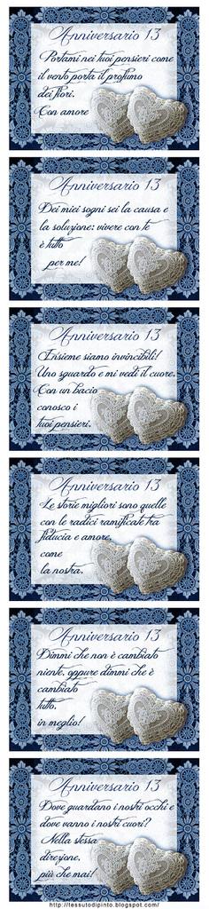 Frasi Anniversario Matrimonio 13 Anni.Anniversario Matrimonio 13 Anni