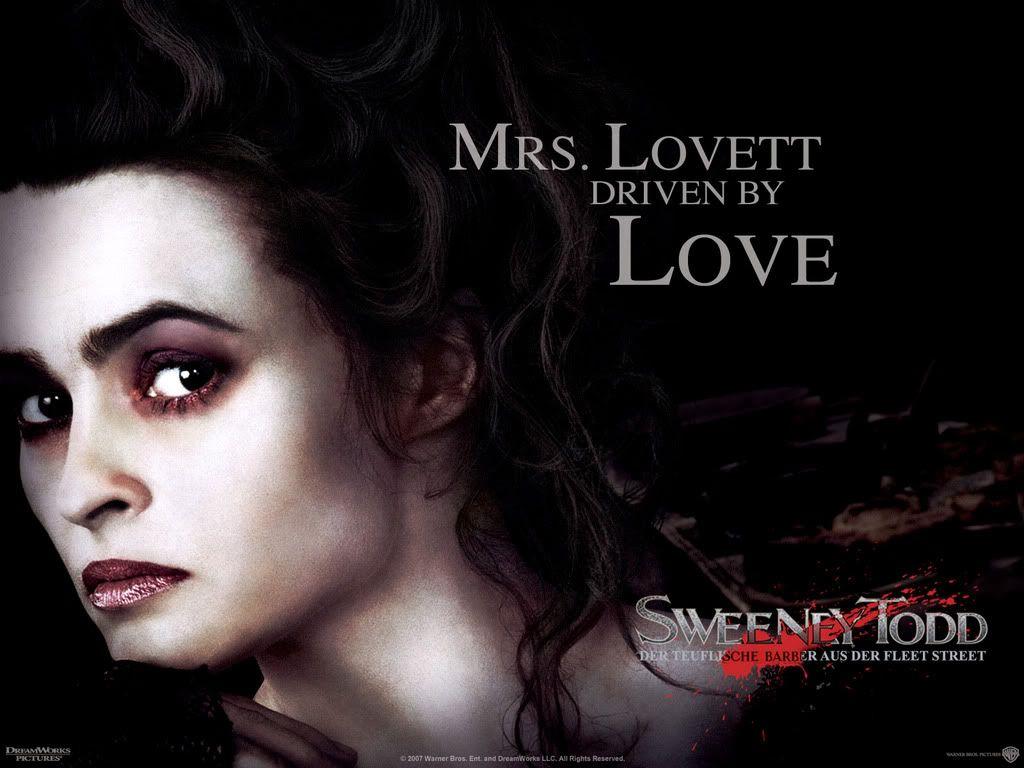 Sweeney Todd Wallpaper Mrs Lovett Sweeney Todd Mrs Lovett