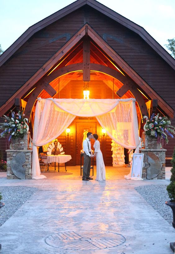 Mcguires Millrace Farm Murphy Nc North Carolina Mountains Wedding Venue