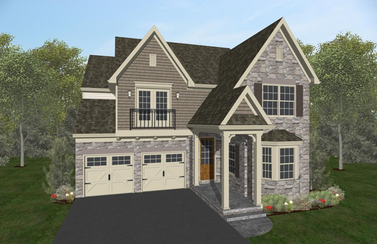 Keystone Custom Homes Floor Plans: Worthington - Keystone Custom Homes