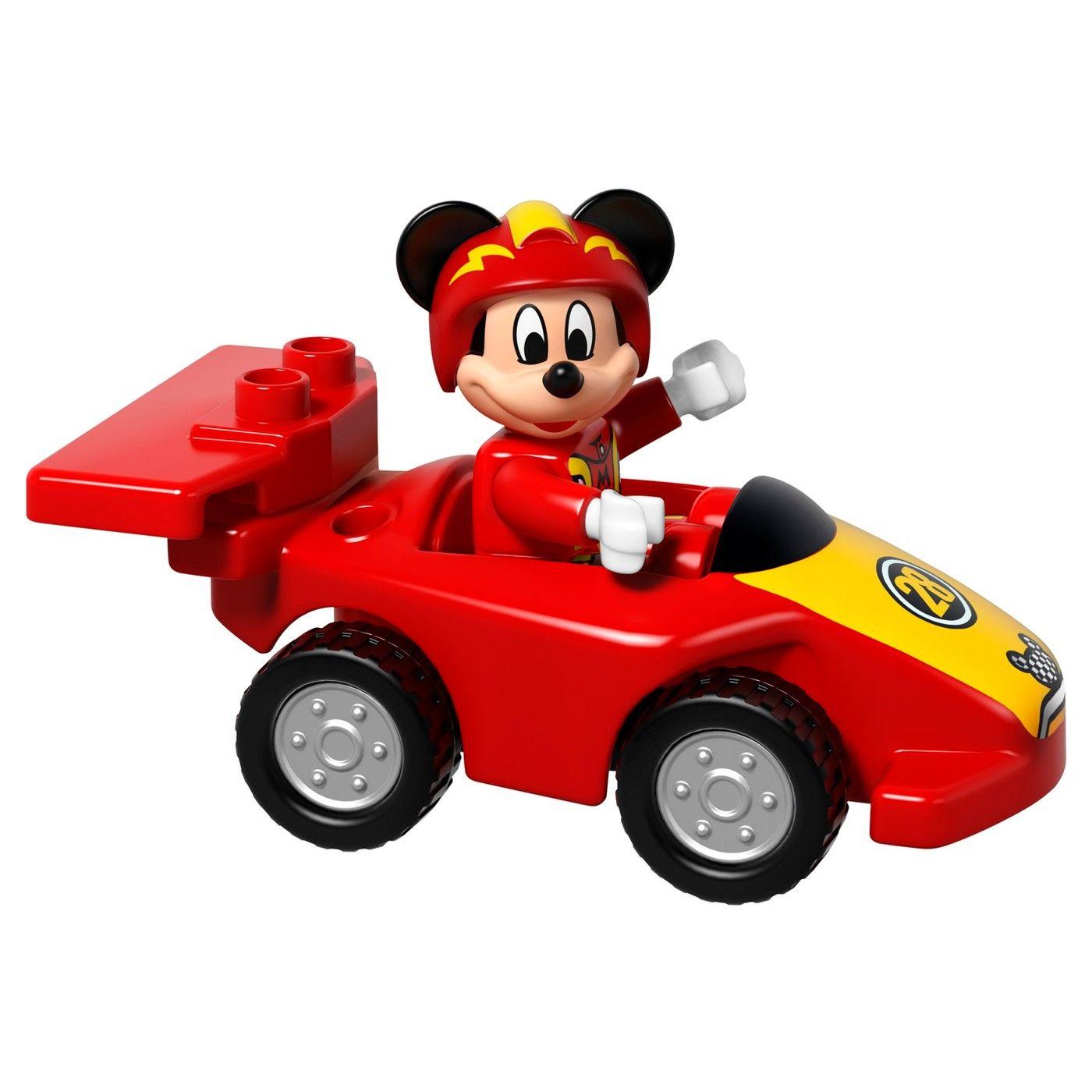 Legoâ Duploâ Disneyâ20mickey Racer 10843 Disney Duplo Lego