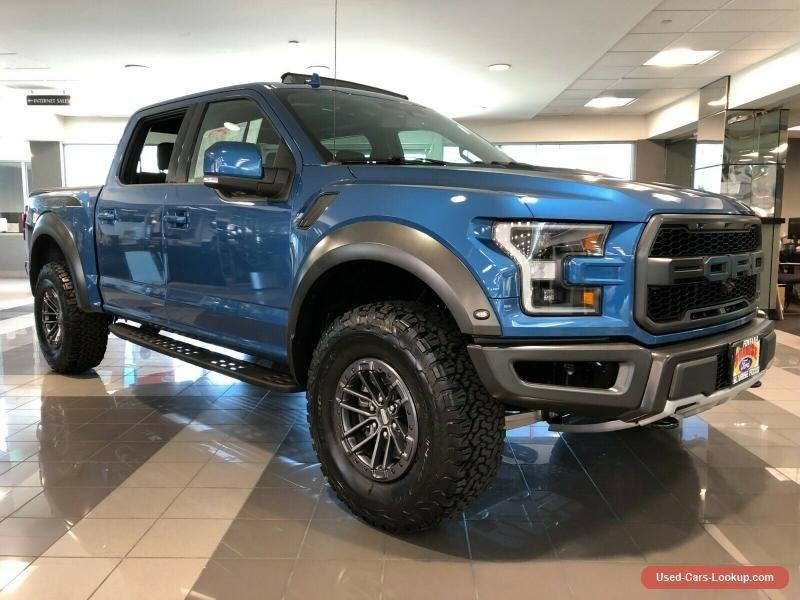 Car For Sale 2019 Ford F 150 Raptor