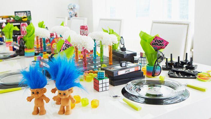 90s theme party 90er party pinterest 90s theme for 90s decoration ideas