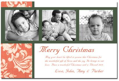 Results for christmas card religious wording ideas christmas photo strip card pinterest m4hsunfo