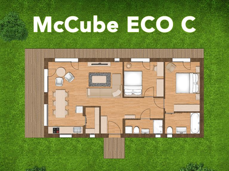 McCube neu gedacht Der McCube ECO C ist unser jüngstes Cube-Modell. Es ermöglicht noch flexibleres und individuelleres Bauen. Module in den Maßen 7,90 und 7,20 x 3,40 Meter sind beliebig kombinierbar! Das ergibt viele verschiedene Möglichkeiten. Laden Sie die ECO C-Module als PDF zum Ausschneiden herunter und gestalten Sie ganz einfach Ihren ganz persönlichen Wunsch-Cube! Die nachfolgenden Beispielbilder zeigen nur einige von unzähligen[...] #zimmerkleineinrichten