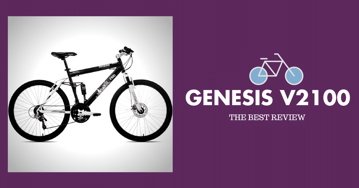 Genesis Mountain Bike V2100 Review