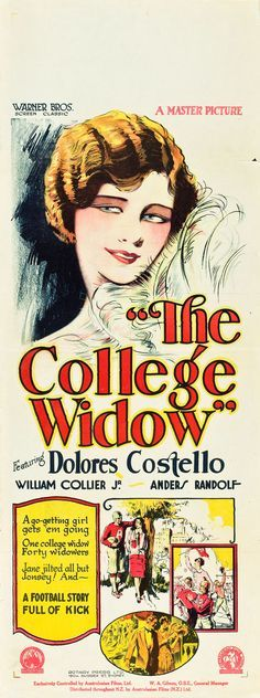 Watch The College Widow Full-Movie Streaming