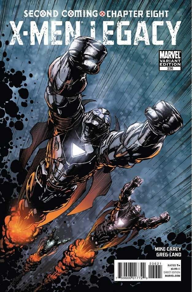 X-Men: Legacy # 236 (Variant) by David Finch