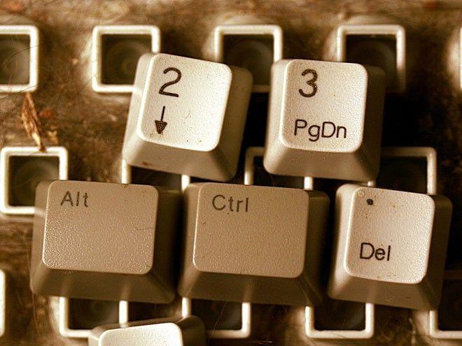 Así nació la famosa combinación Control + Alt + Delete.