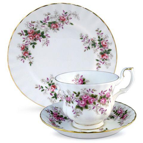 Lavender Rose *have* | collectables: crazy tea set | Pinterest ...