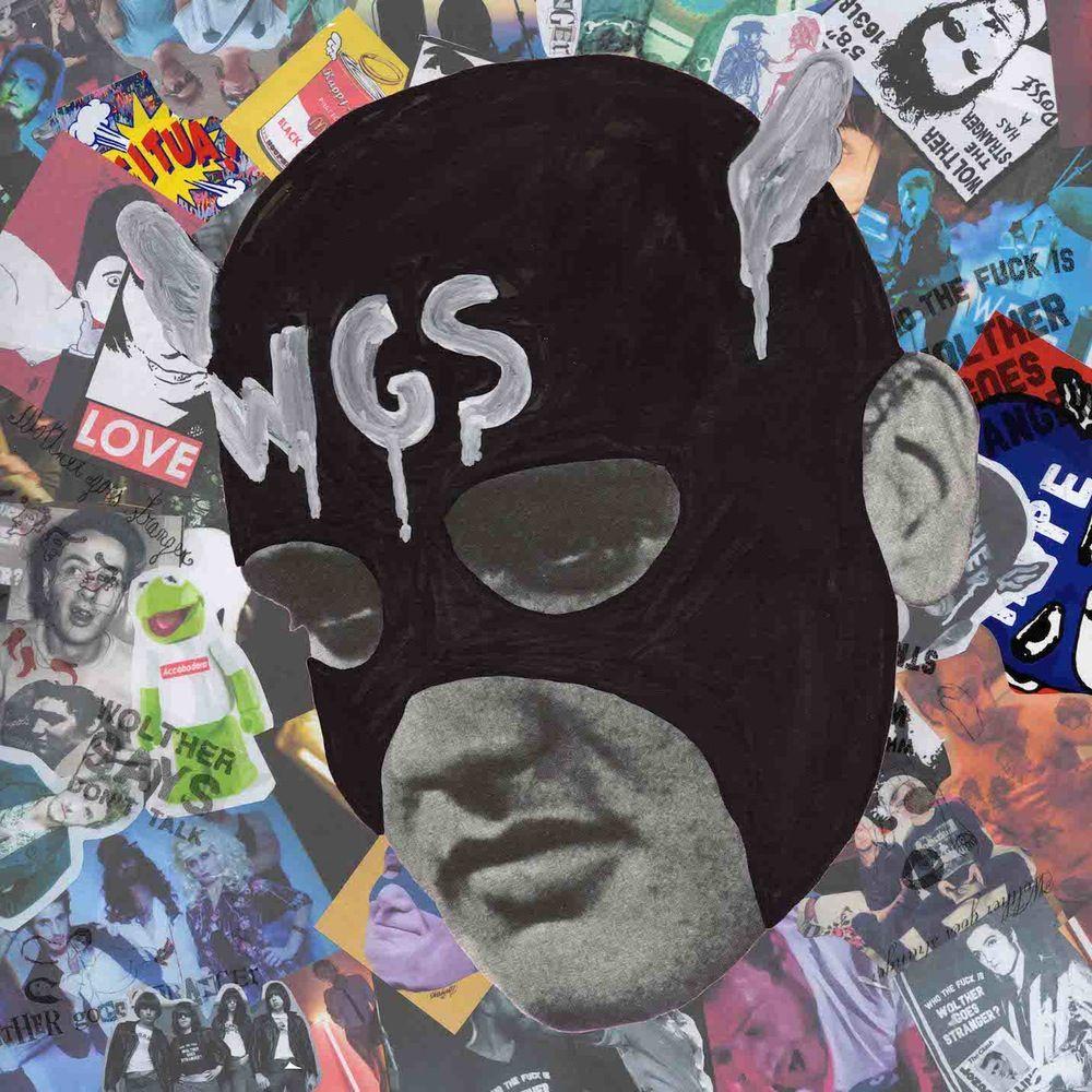 """BRB013- Wolther Goes Stranger """"II""""vinile 300 copie Artwork by Omino71in co-produzione con LAIKA MVMNT e IRMA Rec.WOLTHER GOES STRANGER                      """"II""""Berlino EstChiodiPelleIntornoAccabadoraDancerCon teWgsWtfSuonato da Wolther Goes Stranger e Andrea Surianitesti di Luca Mazzieri tranne """"Berlino Est"""" di Nicola SettiJonathan Clancy voce in """"Con Te"""" e Wtf""""Nicola Setti voce su """"Berlino E..."""
