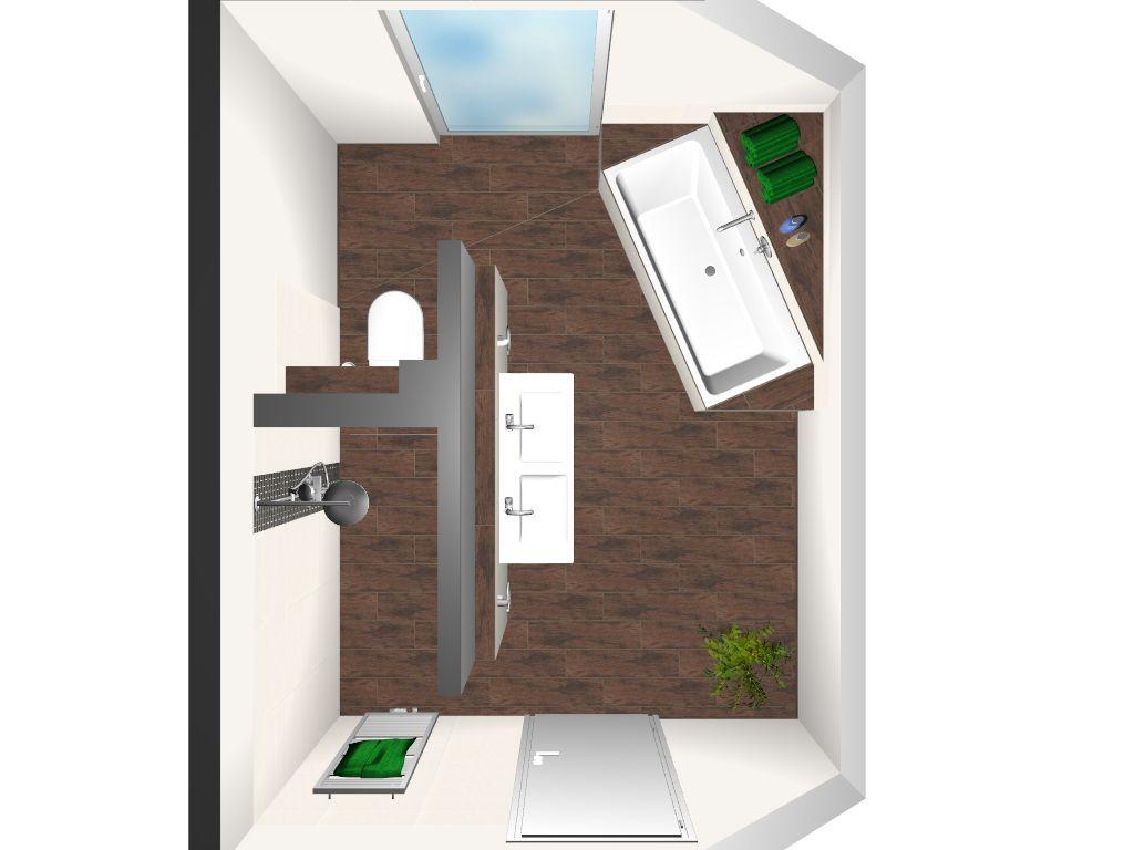 Holzbank badezimmer ~ Fliesen und badezimmer planung im neubau house