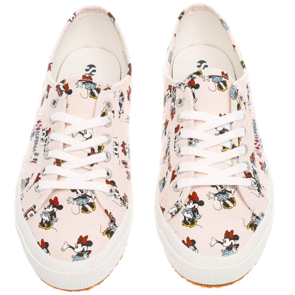 temperament shoes wholesale release date womens superga pale pink 2750 disney minnie mouse trainers ...