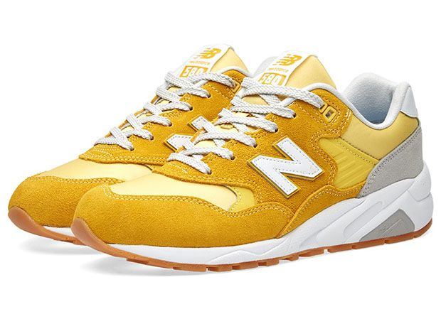 We just saw the New Balance 1500 in a new yellow suede colorway last week 236cdac24a65