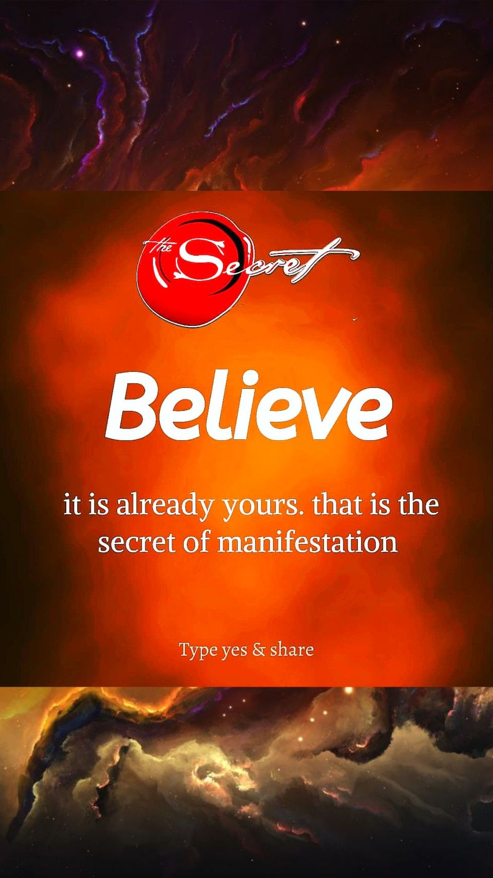 Self Belief Positive Affirmations