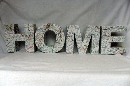 Letter decoratie 5