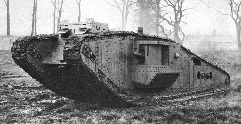 tank was one of the many advancements | WWI | Pinterest ...