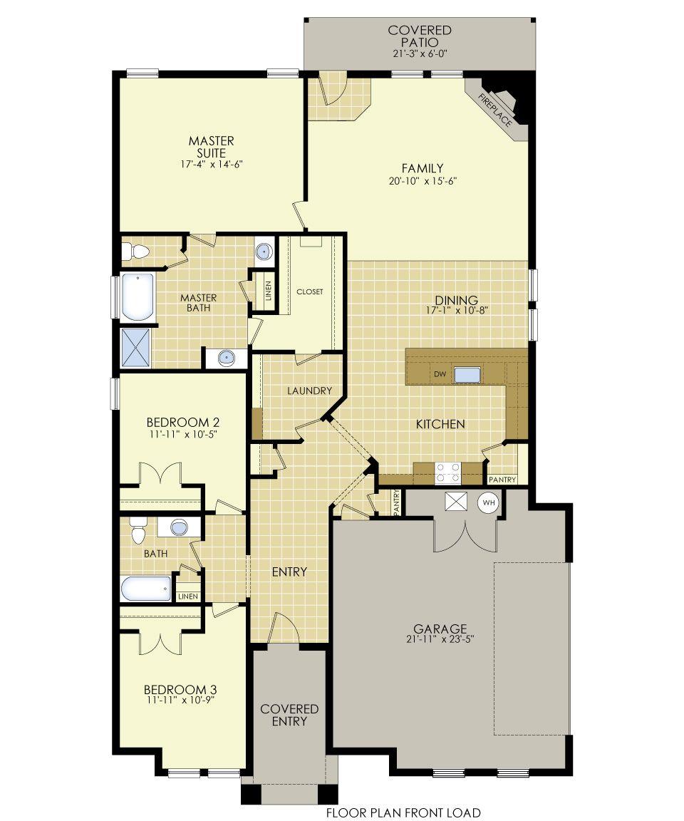 Pin By Betenbough Homes On Betenbough Floor Plans In 2019
