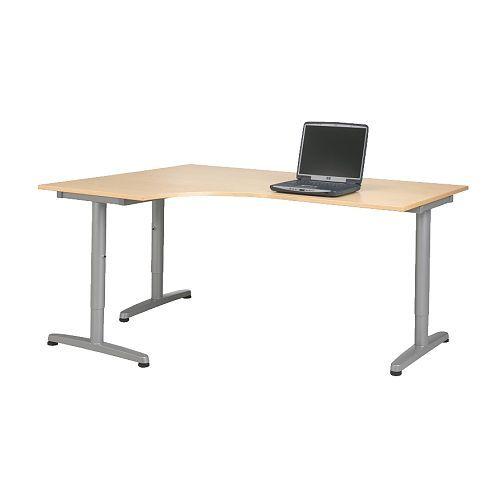 Ikea Us Furniture And Home Furnishings Ikea Galant Desk Ikea Desk