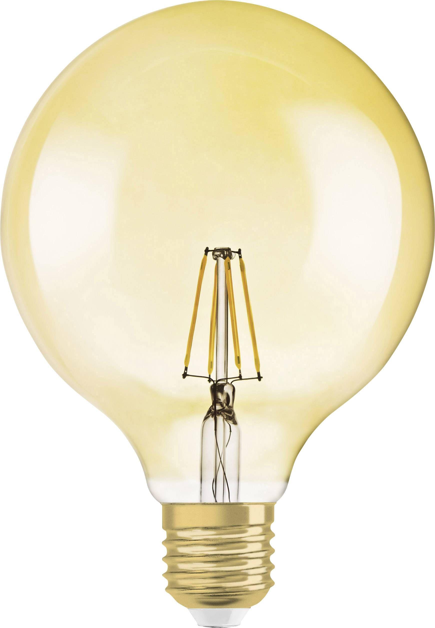 osram led lamp e27 bol 28 w 21 w goud energielabel a 1