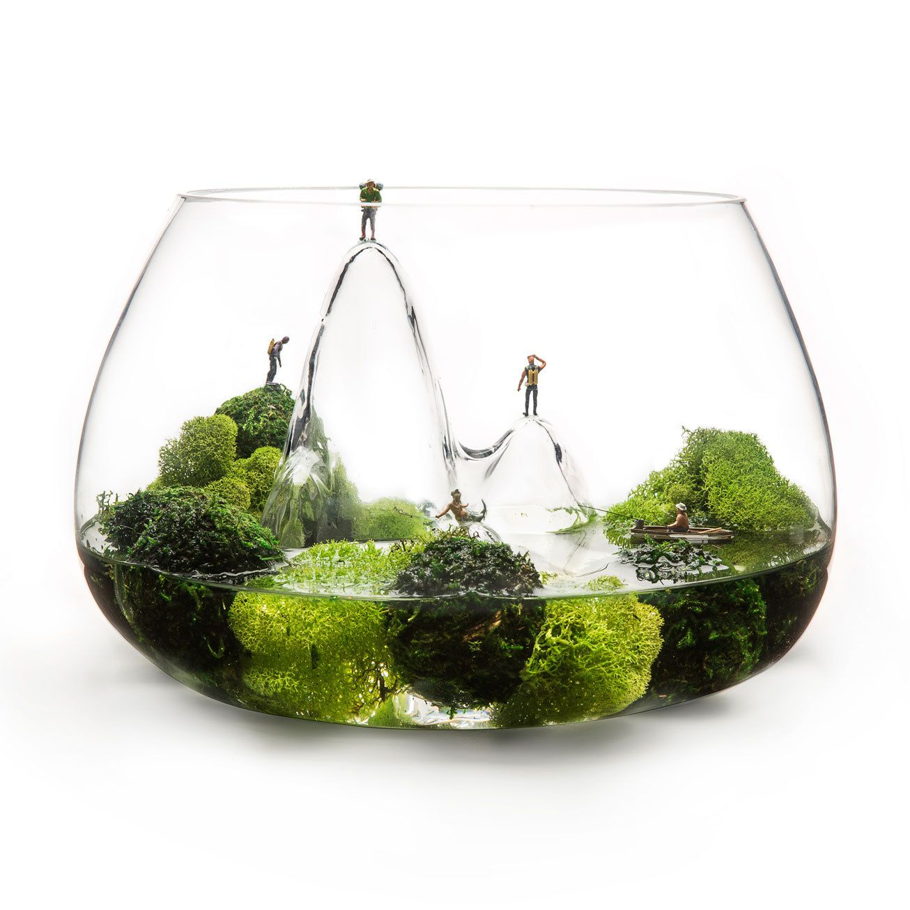 Glasscape fishbowl by aruliden lo quiero pinterest fishbowl