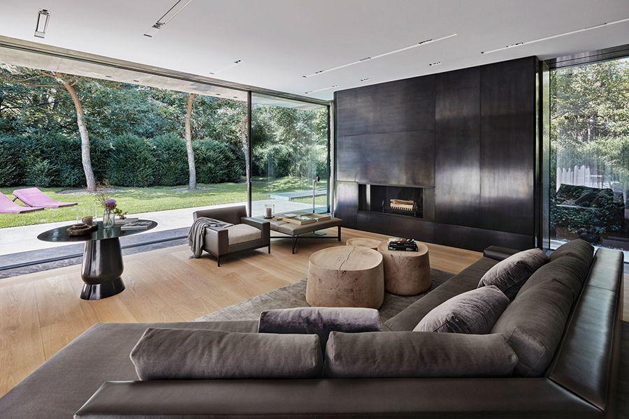 Impressive Private Residence Munich Germany Interior Architecture Room Interior Design