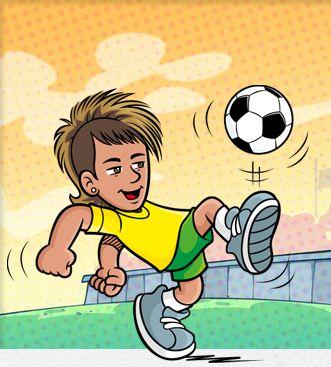 Neymar Jr. | Neymar desenho, Desenho turma da monica, Neymar jr