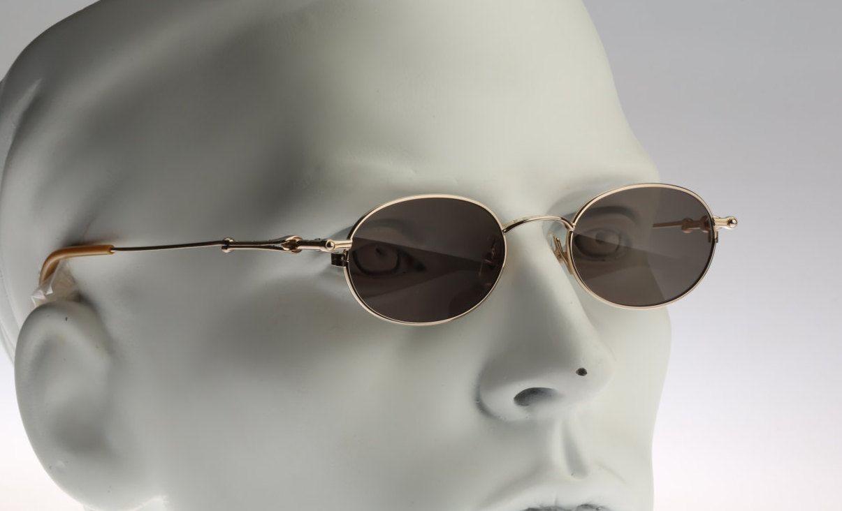 Jean Paul Gaultier 55-0012 Vintage sunglasses NOS  90's designer eyewear