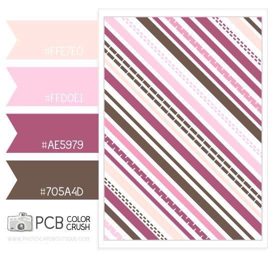 Catona kleuren: Petal Peach 263 Tulip 222 Garden Rose 251 Root bear 157
