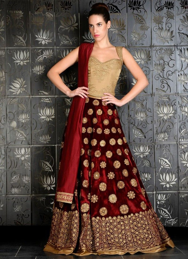 Best Lehenga Blouse Trends