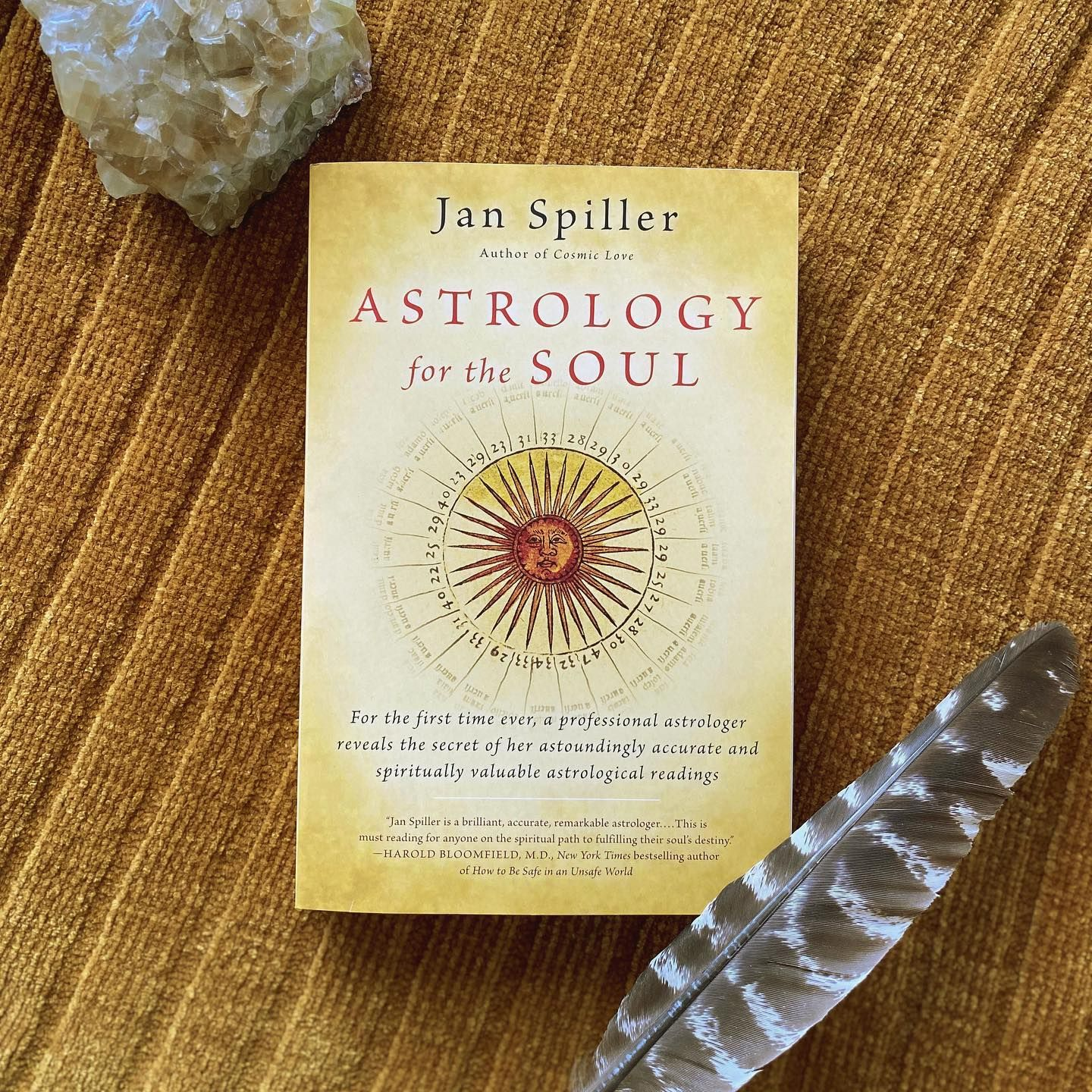 ✴︎ Book Review ✴︎ Jan Spiller's Astrology for the Soul is a ...
