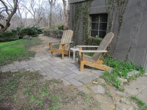 Lovely Creating A Patio On A Budget