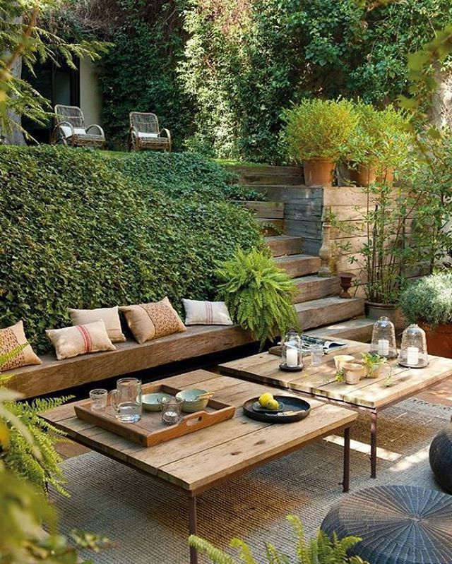 Pin by Jennifer Ibarria on Home decor | Aménagement terrasse ...
