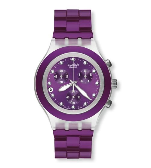 a5364a34ad FULL-BLOODED BLUEBERRY (SVCK4048AG) - Swatch International
