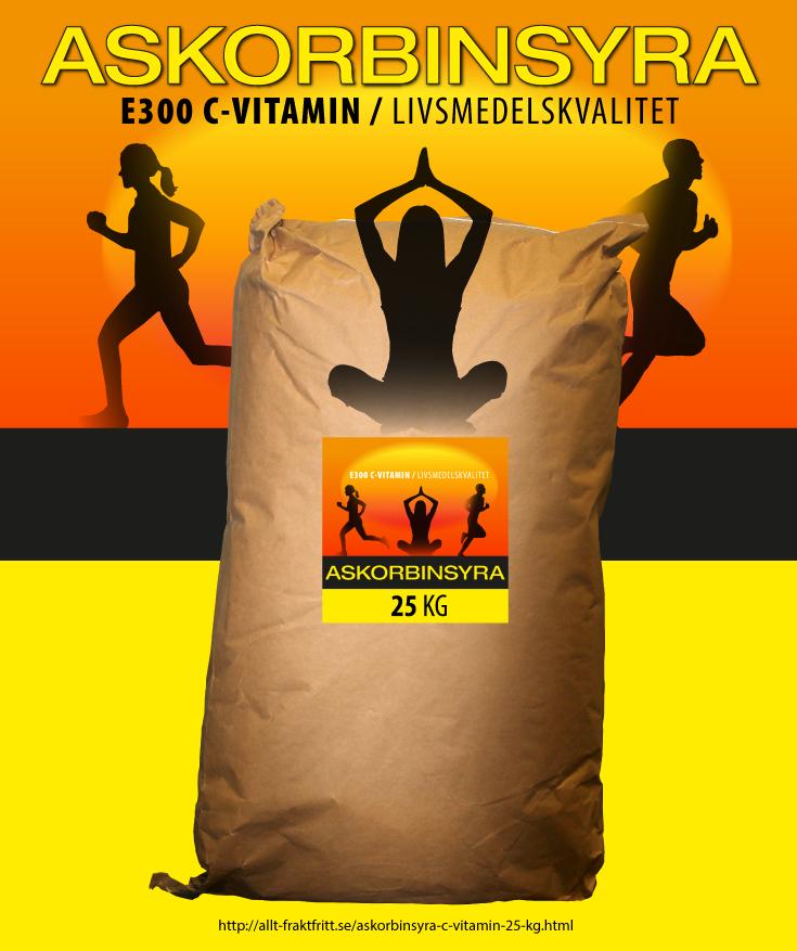 askorbinsyra c vitamin