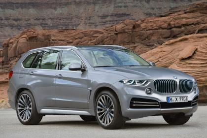 BMW X7 4x4 exclusive picture  Cars  Pinterest  Bmw x7 BMW and 4x4