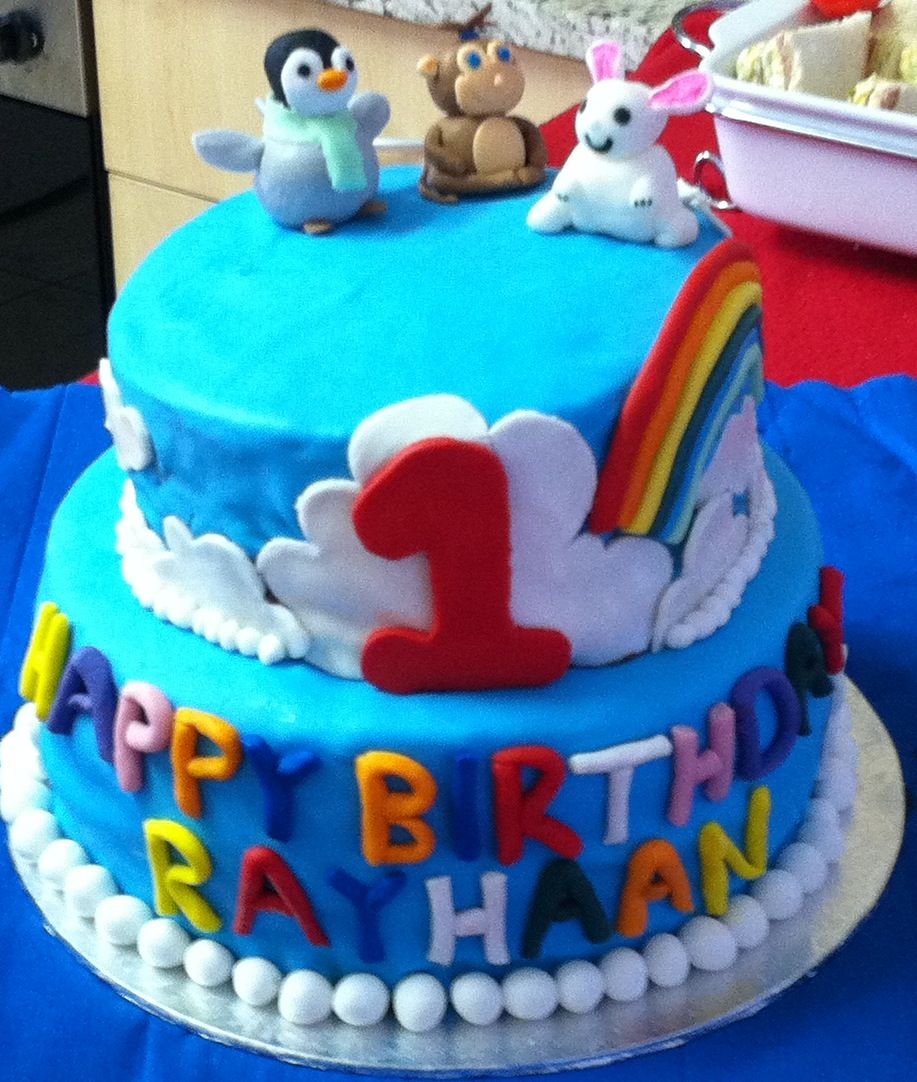 Baby jake cake for rayhaans birthday My cakes Pinterest