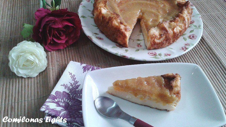 Pastel de melocotón | Mil sabores & olores