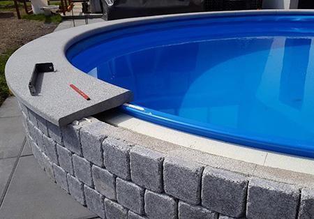 bauen sie ihren pool selbst wir helfen ihnen dabei garten pinterest. Black Bedroom Furniture Sets. Home Design Ideas