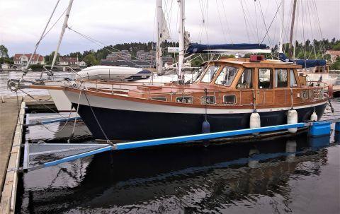 (3) FINN – Seilbåt/Motorseiler, Båt