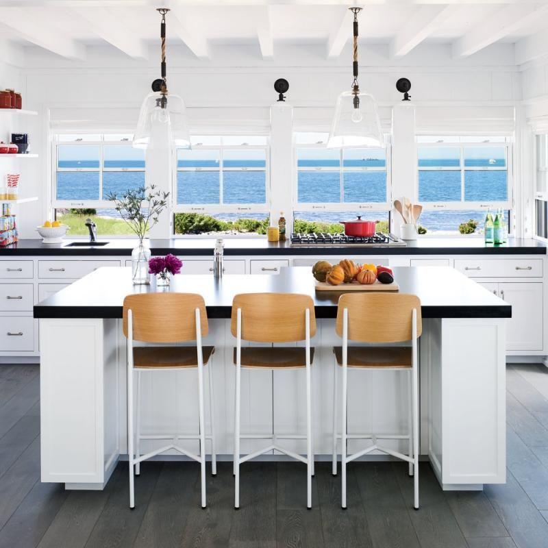 Beach House Kitchen Designs Check more at https://rapflava.com/19559 ...