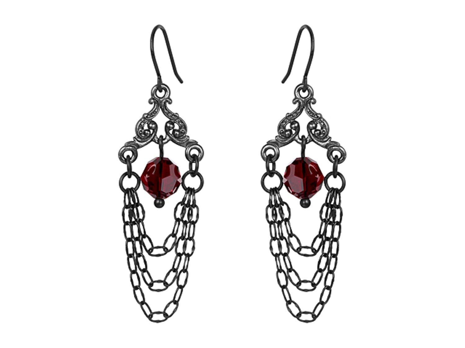 Get This Dark Allure Earrings Kit At Artbeads A