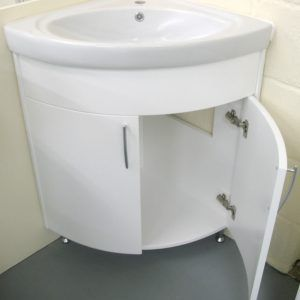 Small Corner Bathroom Sink Base Cabinet | http ...